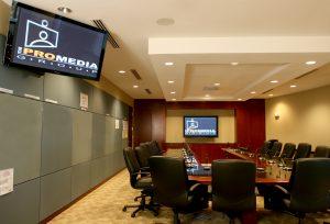 board room audio visual