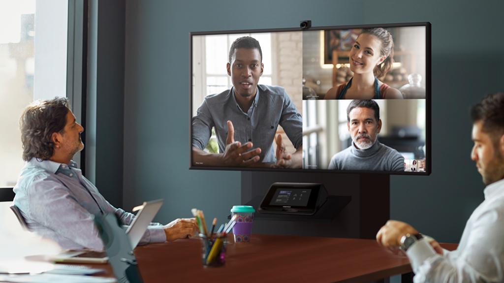 healthcare video conferencing